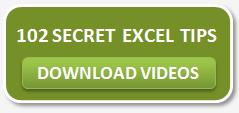 Excel 102 Tips Videos