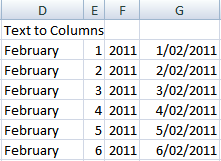convert pdf to excel keeping columns