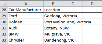 Excel VLOOKUP tex in a string using wildcards