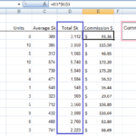 Excel 2007 Absolute References