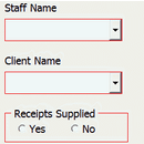 Excel Form Data Validation